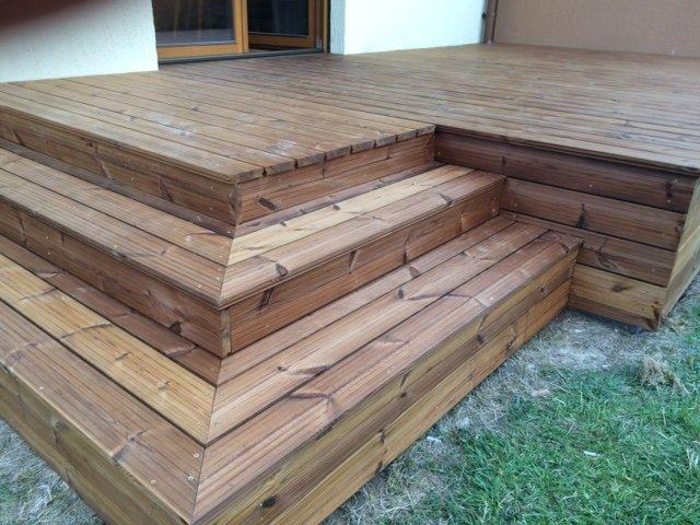 Drewno termowane – lokalne gatunki w egzotycznym stylu