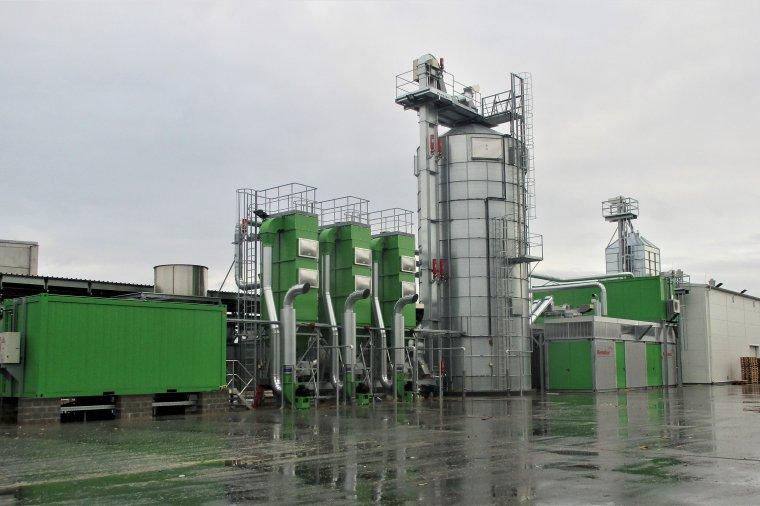 Inne rodzaje Stelmet rozpoczął produkcję pelletu w Grudziądzu - DREWNO.PL XG09
