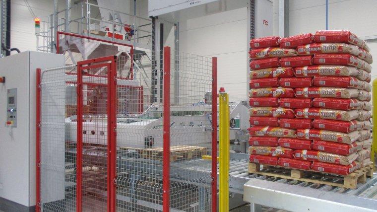 Super Stelmet rozpoczął produkcję pelletu w Grudziądzu - DREWNO.PL QO54