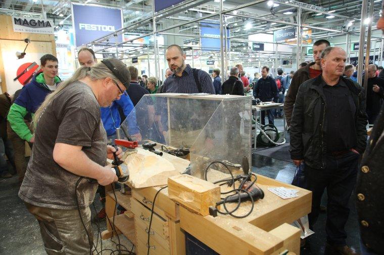 Trade fair activity - Machinery and tools