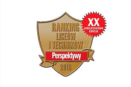 Szkoły branżowe w Rankingu Techników Perspektywy 2018