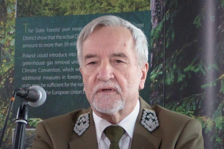 Konrad Tomaszewski odwołany ze stanowiska Dyrektora Generalnego Lasów Państwowych