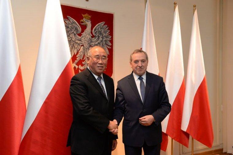Polsko-chińska współpraca klimatyczna i leśna