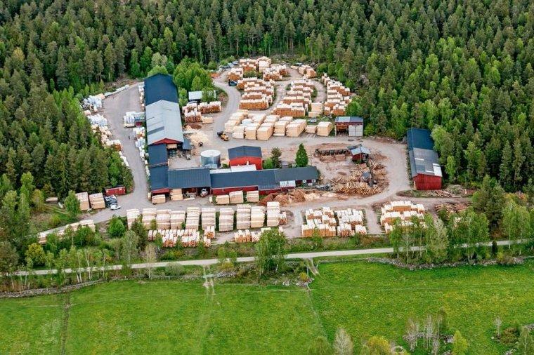 Jaka jest przyszłość szwedzkich tartaków - niebo czy piekło?