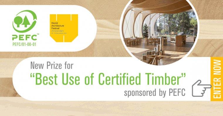 Konkurs architektoniczny: Najlepsze wykorzystanie certyfikowanego drewna