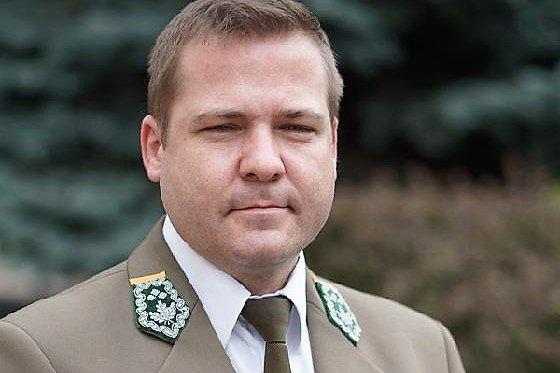 Bartosz Michał Bazela, nowy dyrektor RDLP Toruń