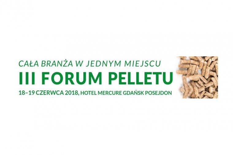 Już 18. czerwca rozpocznie się III Forum Pelletu. Cała branża ponownie spotka się w jednym miejscu.