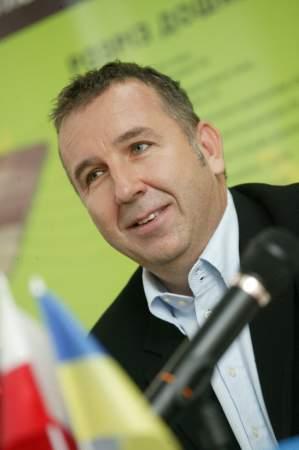 Michał Sołowow<br>fot. Barlinek