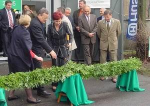 <center>Targi Leśne Rogów 2005</center>