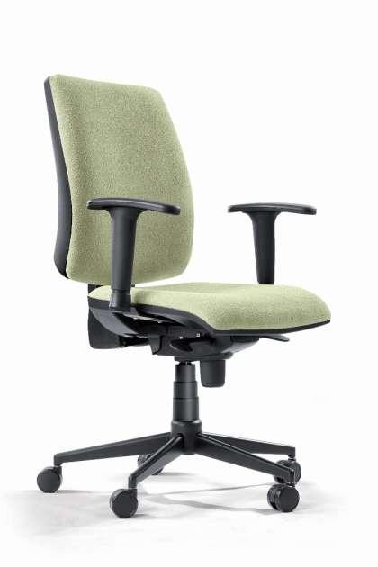 <font color=gray>Krzesło Evan<br> z kolekcji 24h at work</font>