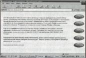 Pierwsza wersja serwisu z 1998r.
