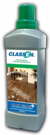 Płyn do mycia podłóg drewnianych Classen Nano Silver