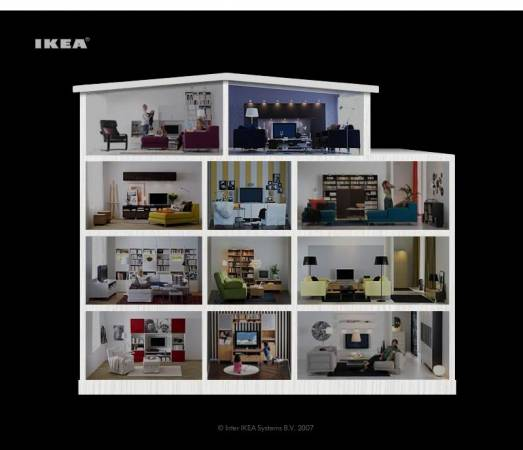 IKEA inspiruje