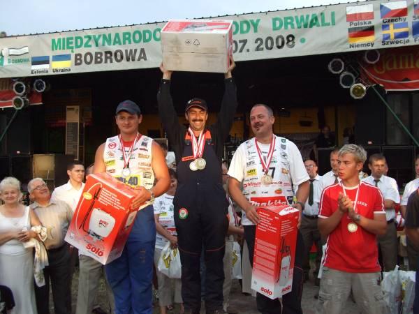 Faworyt polskiej reprezentacji Jacek Stochniałek po raz kolejny zwyciężył w tym roku w Bobrowej