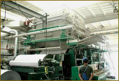 Maszyna papiernicza