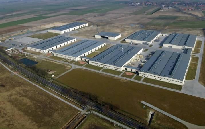 Fabryka w Namysłowie