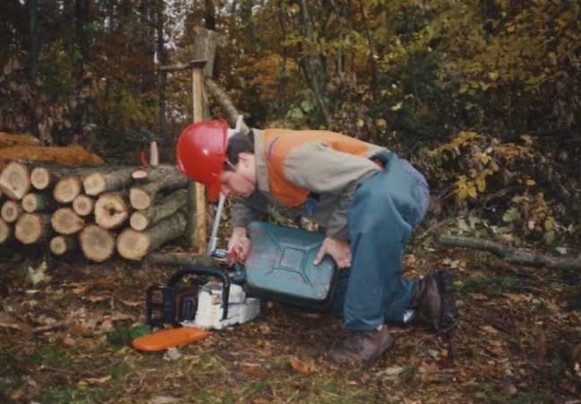 Polityka Lasów Państwowych nie sprzyja rozwojowi zakładów usług leśnych