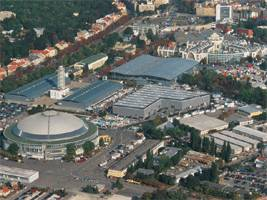 Tereny targowe Veletrhy Brno
