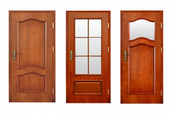 Drzwi z kolekcji Royal