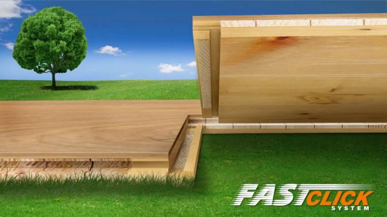 Fast Click System - nowatorskie złącze Barlinka