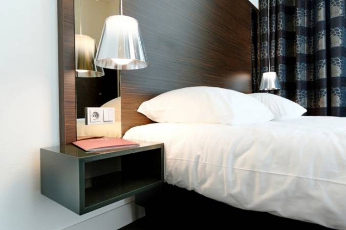 Przykładowa realizacja mebli hotelowych