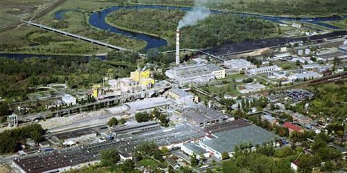 Fabryka w Ostrołęce