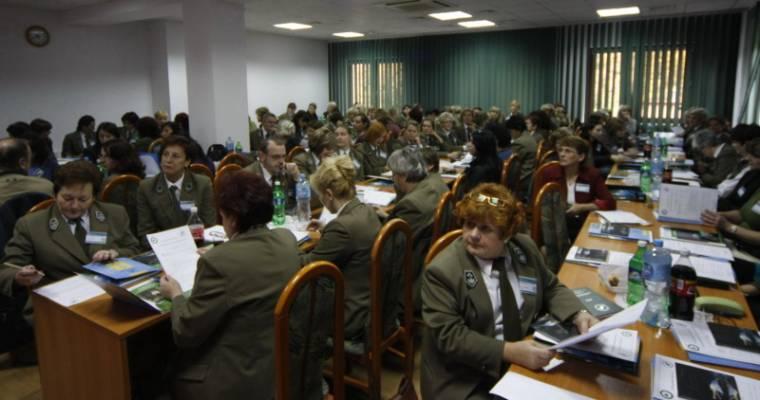 Las Kobiet - konferencja stowarzyszenia Kobiety Lasu