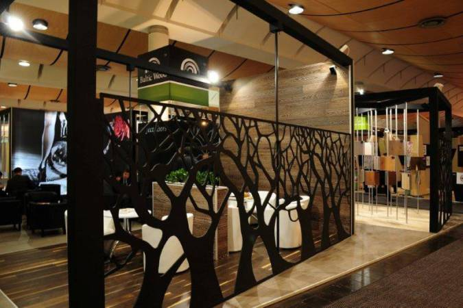Podłogi doskonałe™ na targach Domotex 2011