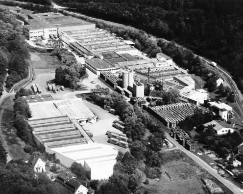 Zakład produkcyjny WECO Polstermöbel w Leimbach