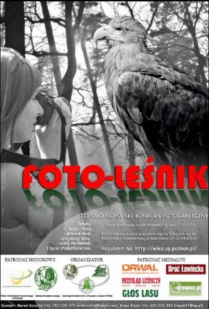 III Ogólnopolski Konkurs Fotograficzny Foto-Leśnik