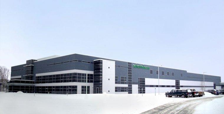 Fabryka w USA powstała w ciągu 9 miesięcy