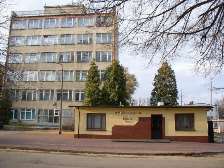 Siedziba Hamech w Hajnówce