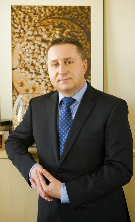 Rafał Więcek - dyrektor sprzedaży biopaliw w Barlinek S.A.