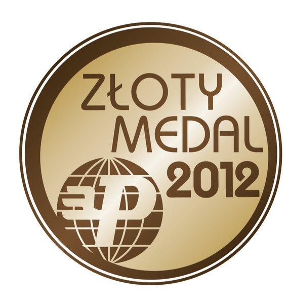 Złoty medal Międzynarodowych Targów Poznańskich