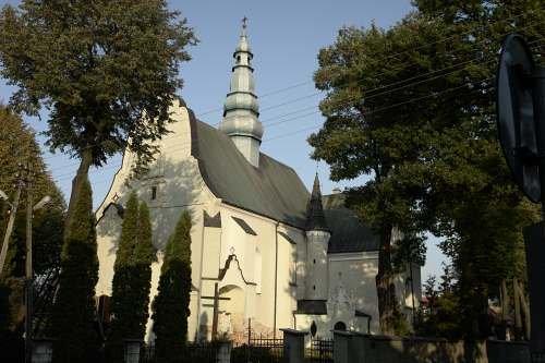 Kościół parafialny p.w. św. Michała Archanioła w Kańczudze