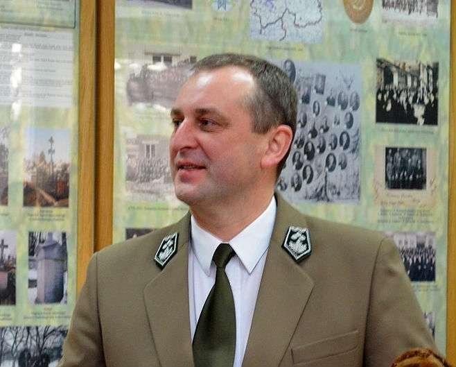 Tomasz Sot, nowy dyrektor RDLP Radom
