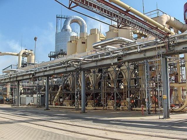 Pfleiderer Prospan - fabryka płyt w Wieruszowie