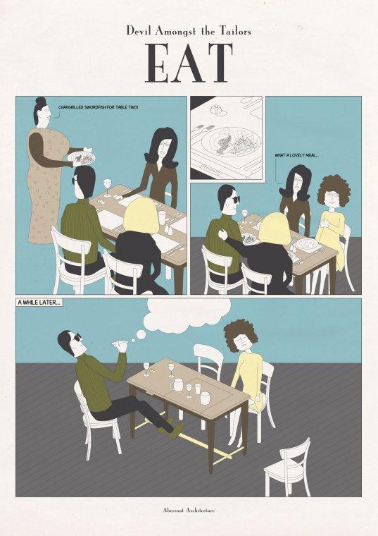 Stół do posiłków