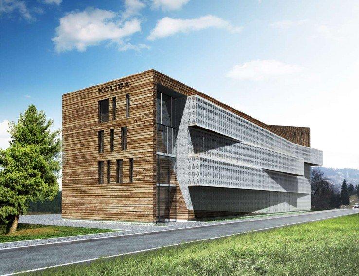 Projekt modernizacji Hotelu Koliba w Piwnicznej-Zdroju