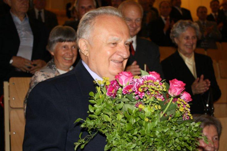 Benefis z okazji 80. urodzin prof. Zbigniewa Laurowa