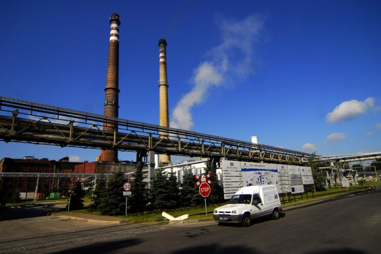Fabryka papieru w Kostrzynie nad Odrą