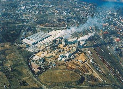 Fabryka Kronospan w Szczecinku