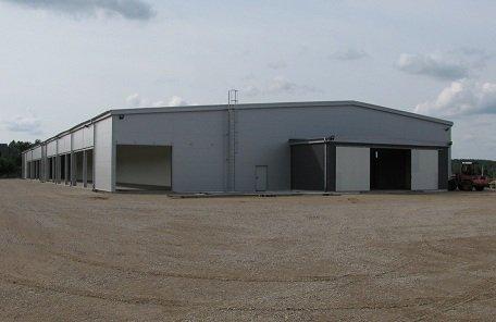 Nowa hala produkcyjna w Dziemianach
