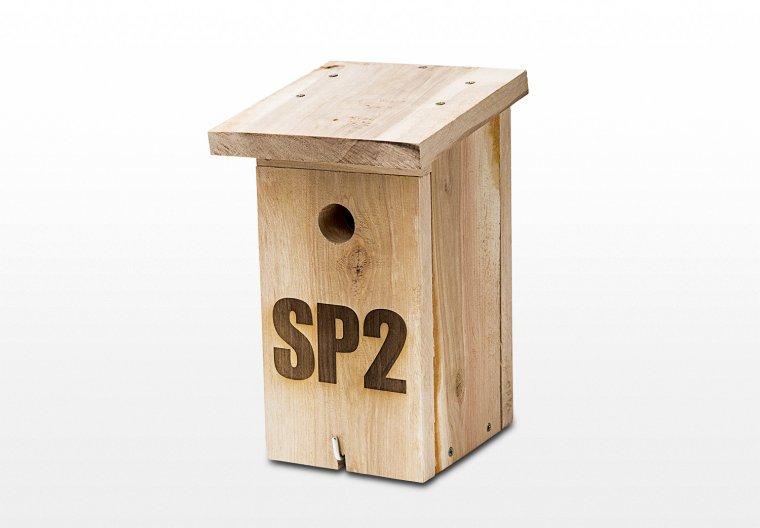 Potrzeba zawieszenia budek lęgowych wynika z faktu kurczenia się naturalnych siedlisk ptaków