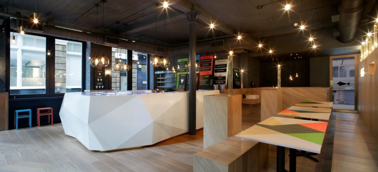 Restauracja Yoobi Sushi
