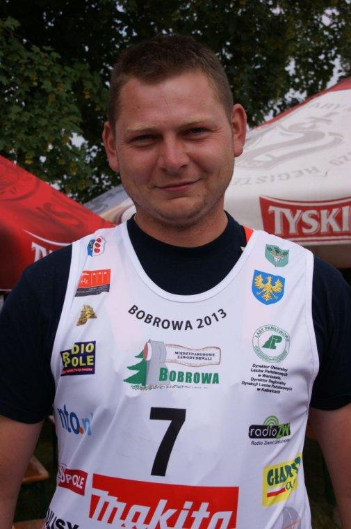 Rywalizację wygral Tomasz Kowol z Radawia zdobywając łącznie 1591 pkt.
