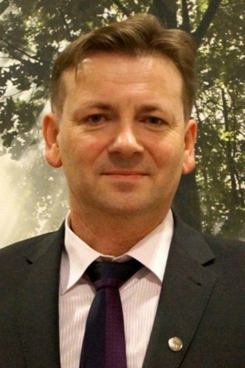 Janusz Czerepko, nowy dyrektor IBL
