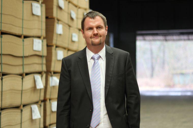 Czarna Woda stała się dla nas bardzo ważnym zakładem, w którym będziemy na pewno inwestować - mówi Steffen Zimny, prezes zarządu Steico sp. z o.o.