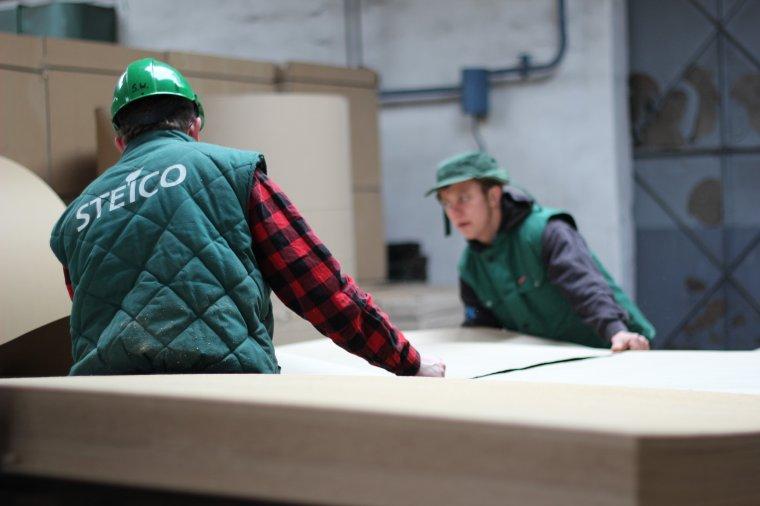 Zdaniem zarządu Steico, atutem zakładu w Czarnej Wodzie są pracownicy