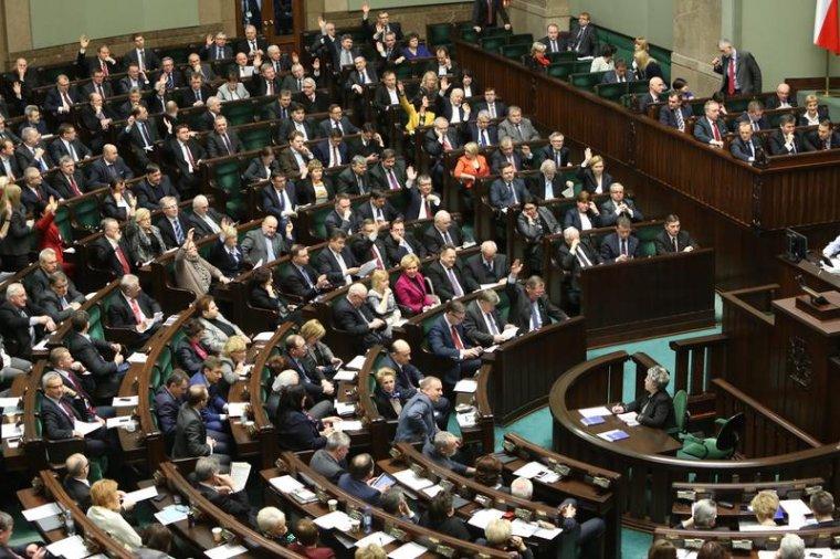Sejm ustalił nowelizację Ustawy o lasach - Lasy Państwowe podzielą się dochodami ze sprzedaży drewna